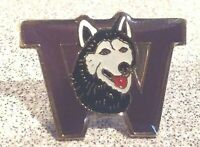 Washington Huskies pin badge