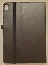 """Fold Out Case for iPad 3rd Gen - 11"""" Screen Leather Protector"""