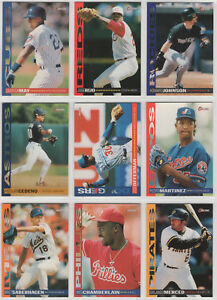1994 Opee Chee Baseball Team Sets **Pick Your Team**