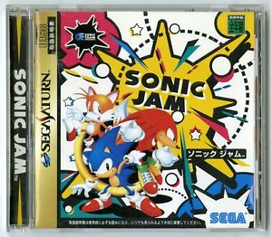 Sonic Jam (Japan Sega Saturn game)