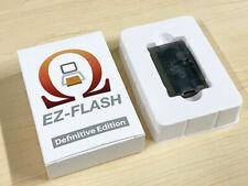 EZ Flash Omega Definitive Edition DE GBA GameBoy Advance Game Boy sd card