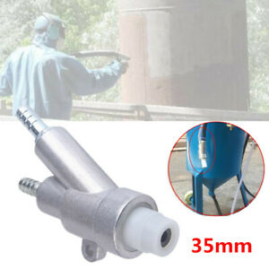 35mm Boron Carbide Nozzle Air Sandblaster Spray Gun Kit for Sandblasting Machine
