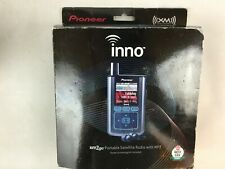 Pioneer Inno xm2go Portable Satellite Radio MP3 New Open D3