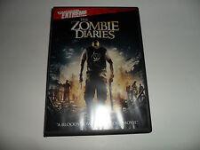 Zombie Diaries (DVD, 2008) - Used