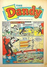 DANDY - 31st JANUARY 1970 (27 Jan - 2 Feb) COVERS YOUR DATE OF BIRTH ?? FN beano