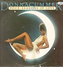 DONNA SUMMER - Four Seasons Of Love - Groovy - GR 9002 Holl