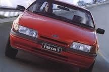 Ford Falcon EA EB ED EF EL NA NF GLI XR6 & XR8 WORKSHOP MANUAL ON CD