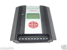 Hybrid Wind Solar Charge Controller 600W Regulator, 24V