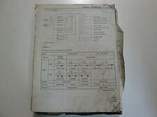 1982 Nissan Datsun Pick Up Truck Service Shop Repair Manual Factory OEM DAMAGED