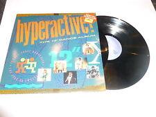 """VARIOUS-POP - Hyperactive! The 12"""" Dance Album - 1988 UK 20-track double LP"""