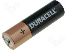 2 Duracell AA PILE ALCALINE.... NUOVISSIMO BATTERIA bateries batterries