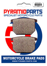 Front Brake Pads PP065 for Suzuki GS550 80-84 + more
