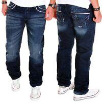Cipo & Baxx Herren Jeans Chino Blau kosmo Hose Chinohose Lupo Clubwear Neu J.5.9
