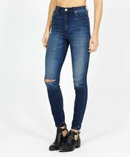 NWT Neuw Marilyn High Rise Skinny Ankle Jean in Cleaver Distressed - Size 26:32
