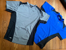 Mens Nike Dri Fit Short Sleeve Tops ~ Xl