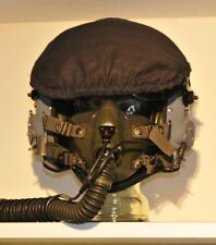 Gentex Alpha 100 flight helmet with MBU-12 oxygen mask Gentex size Medium