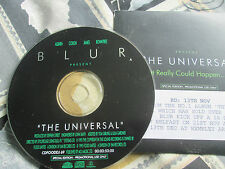 Blur ‎– The Universal Label: Food ‎– CDFOODDJ 69 UK Promo CD Single