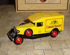 LLEDO - DAYS GONE - 1936 PACKARD VAN  - COLMAN'S MUSTARD - MINT & BOXED