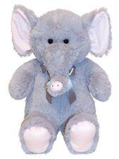 Kuscheliger Elefant Kuscheltier 60 cm groß Plüschbär samtig weich