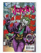 Batman # 23.1 Regular 2D Cover NM DC 1st Printing Joker # 1