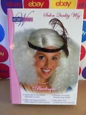 Vintage Burlesque Wig, Kanekalon Fiber