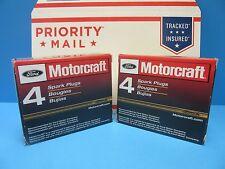 (8) OEM FORD Motorcraft SP509 Spark Plugs HJFS24FP 5.4L V8 & Lariat Expedited