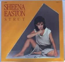 "SHEENA EASTON Strut 1984 Vinyl 12"" Single Dance Mix Letters From The Road"