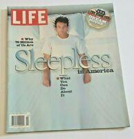 February, 1998 LIFE Magazine 90s ads SLEEP Patterns graphics FREE SHIP 2/98 Feb.