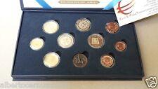 2015 MALTA 9 monete 5,88 EURO Malte 8 monete + 2 euro zecca Olanda Pays Bas 1974