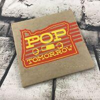 Pop Tomorrow Music CD By Tender Loving Empire Portland Oregon