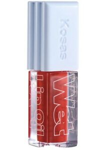 Kosas Wet Lip Oil Gloss Shade Jaws