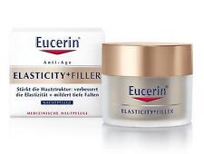 EUCERIN Anti Age Elasticity Filler Nachtcreme 50ml PZN 11652964 + Proben