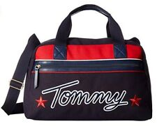 Tommy Hilfiger Red/White/Blue Weekender Duffle Bag B55 (FREE SHIPPING)