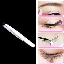 Professional Eyebrow Tweezers Hair Removal Stainless Steel Beauty Makeup CAnd