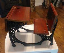 Pleasant Company American Girl Samantha's Desk Wood & Cast Iron