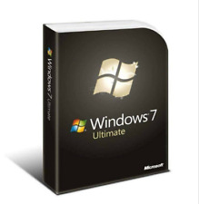 Microsoft Windows 7 Ultimate - Multilanguage - 32/64bit Original 100%