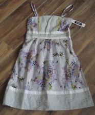 Regular Size Floral Summer/Beach Tea Dresses for Women
