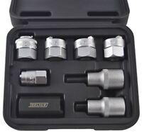 Tool Hub 1127 Strut Nut Sockets Allen Key Bit Range Set Suspension 8 Piece