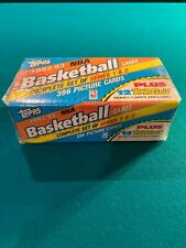 92/93 Topps Basketball Set factory sealed With 12 ToppsGold cards enclosed