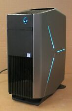 Dell Alienware Aurora R7 6 Core i7 8086K 4GHz 16G 256GB Nvidia GTX1070 Gaming PC