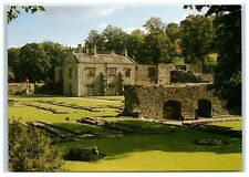 Postcard The Conference Hall Whalley Abbey near Blackburn Lancashire