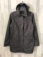 The North Face Hyvent Parka Jacket Womens Size Medium Grey