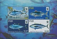 Fiji 2004 SG1217 Tuna MS MNH