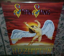 LED ZEPPELIN Swan Song '86 Vintage Poster LAST ONE