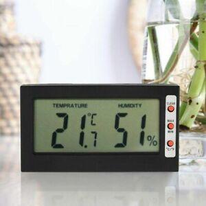 Digital LCD Thermometer Hygrometer Max Min Memory Celsius Fahrenheit UK Seller