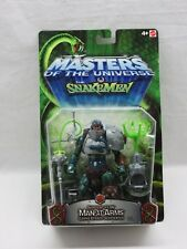 MOTU,200X,SERPENT CLAW MAN-AT-ARMS,Masters of the Universe,MOC,Sealed,He Man