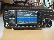 Icom IC-7300 HF/50/70MHz Transceiver only used on receive. 4 months old
