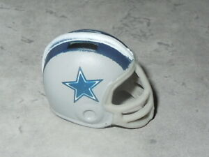 DALLAS COWBOYS Defensive HELMET 1989 Kenner Starting Lineup Football NFL open