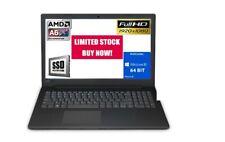 "New 15.6"" LENOVO V145 Business Laptop,AMD A6 CPU,16GB,480GB SSD,DVDRW,Win 10 Pro"