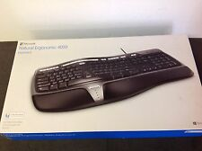 Microsoft B2M-00012 Natural Ergonomic 4000 - Wired Keyboard